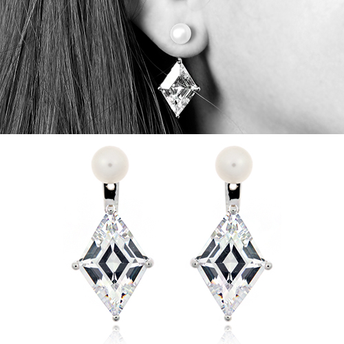 Cubic Earring DEC505S