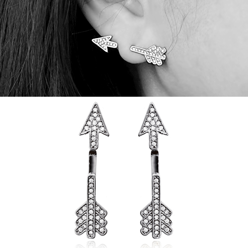 Cubic Earring DEC514S