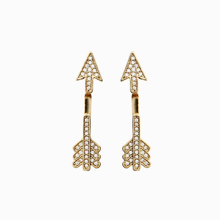 Cubic Earring DEC514G