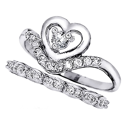 [2Set]Love me ring