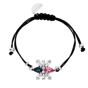 [소원팔찌]MR Decalcomanie Crystal knot Bracelet