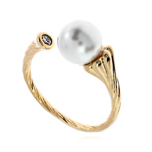 Pearl Cubic Ring DRCP005G
