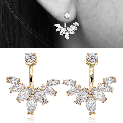 Cubic Earring DEC511G