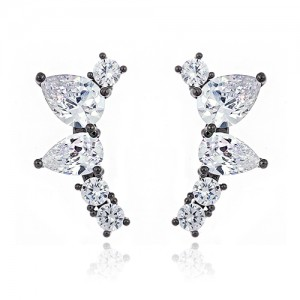 Cubic Earring DEC501B